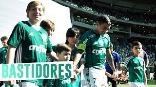 Confira com exclusividade os bastidores da goleada do Verdão no Allianz Parque. ----------------------- Assine o Premiere e assista a todos os jogos do Palmeiras ...