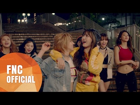 AOA - JOYFUL WEEKENDS WITH AOA (TEASER WEEKEND VER.)