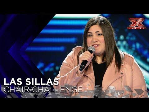 Gema Tomás demuestra ser una gran showoman | Sillas 1 | Factor X 2018_TV műsorok. Heti legjobbak