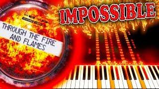 Video DRAGONFORCE - THROUGH THE FIRE AND FLAMES MP3, 3GP, MP4, WEBM, AVI, FLV Juni 2018