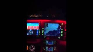 Cirrus Sr20 ILS Landing EIWF