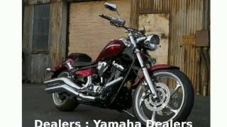 10. 2008 Yamaha Raider S -  Specification motorbike