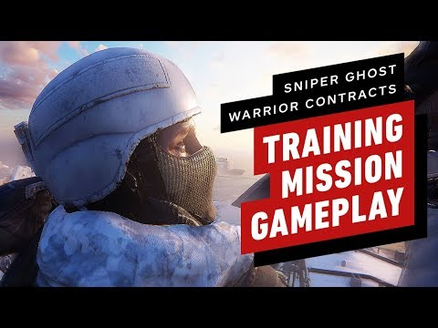 Sniper Ghost Warrior Contracts: Full Tutorial Gameplay