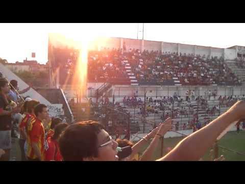 Boca Unidos - Olimpo Fiesta en las tribunas 3 - La Barra de la Ribera - Boca Unidos