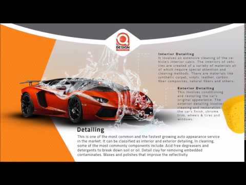 Qdesign Auto Center - Detailing