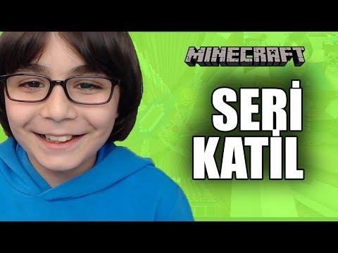 KAÇ DEFA KATİL OLDUM - Minecraft Murder #7 BKT
