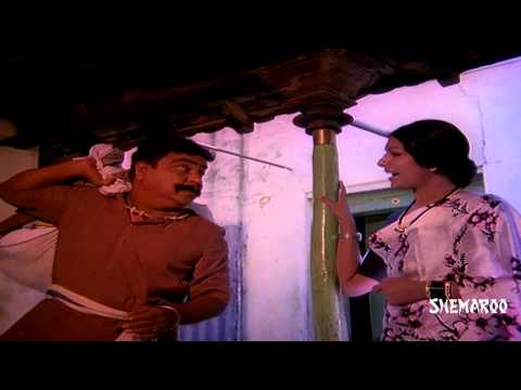 Apadbandhavulu Movie Scenes - Padmanabham inquiring about Sharada - Sridhar 20 April 2014 06 PM