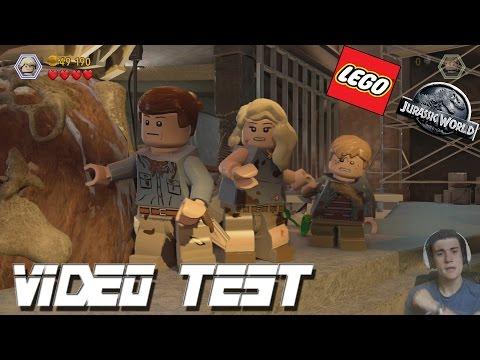 Lego Jurassic World: Le meilleur des jeux Lego