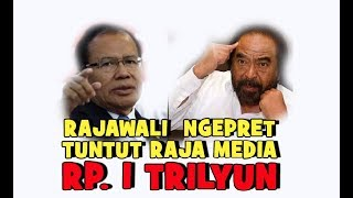 Video WOW...RAJAWALI NGEPRET TUNTUT RAJA MEDIA Rp. 1 T MP3, 3GP, MP4, WEBM, AVI, FLV Oktober 2018