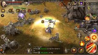 Video Rise of Gods - Knight Gameplay [Open World MMORPG] Android/IOS MP3, 3GP, MP4, WEBM, AVI, FLV Juni 2017
