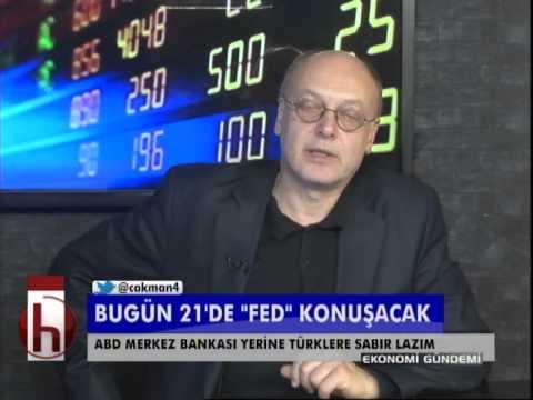 Dr. Cüneyt Akman'la Piyasalar: Dolar nereye gidiyor?