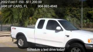2002 Ford F-150  for sale in Jacksonville, FL 32207 at the J