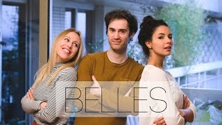 BELLES ! w/Caroline & Safia - YouTube