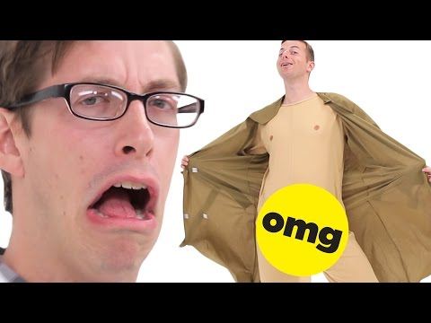 The Try Guys Try Perverted Halloween Costumes