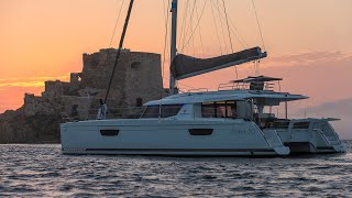 Saba 50 - Fountaine Pajot