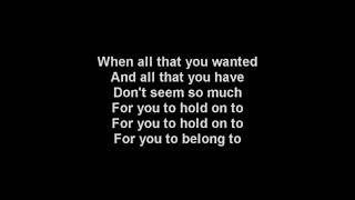 Hold on - Jet - lyrics