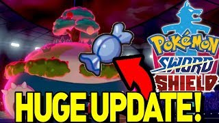 HUGE UPDATE! GIGANTAMAX SNORLAX, RARE CANDY BUFF and GALAR BEGINNINGS! Pokemon Sword and Shield! by aDrive