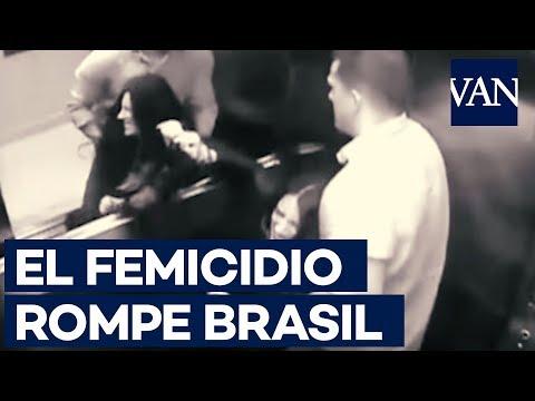 Videos de uñas - Brutal VÍDEO de VIOLENCIA MACHISTA conmociona Brasil
