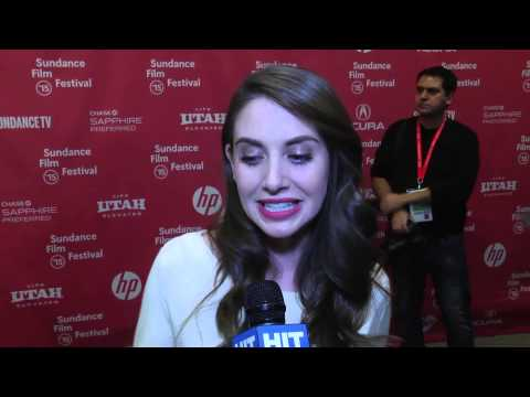 never - Alison Brie talks about the support and excitement Yahoo has shown 'Community'.