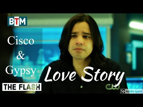 The Flash Season 4 Episode 20 Cisco and Gypsy Love Story Ends (HD) | The Flash 4x20 Therefore She Is