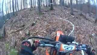 7. KTM 300XC, HUSQVARNA CR150, 15 novembre, Part 1