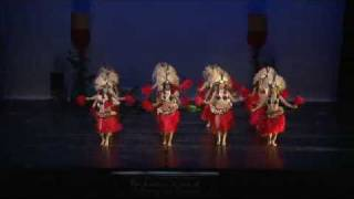 Tahitian dance - Otea Halau Hula Ka'uhane O Ka Pakipika www.hulaspirit.com.