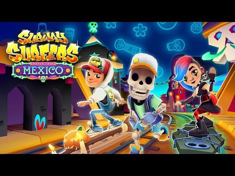 🇲🇽 Subway Surfers World Tour 2017 - Mexico (official Trailer)