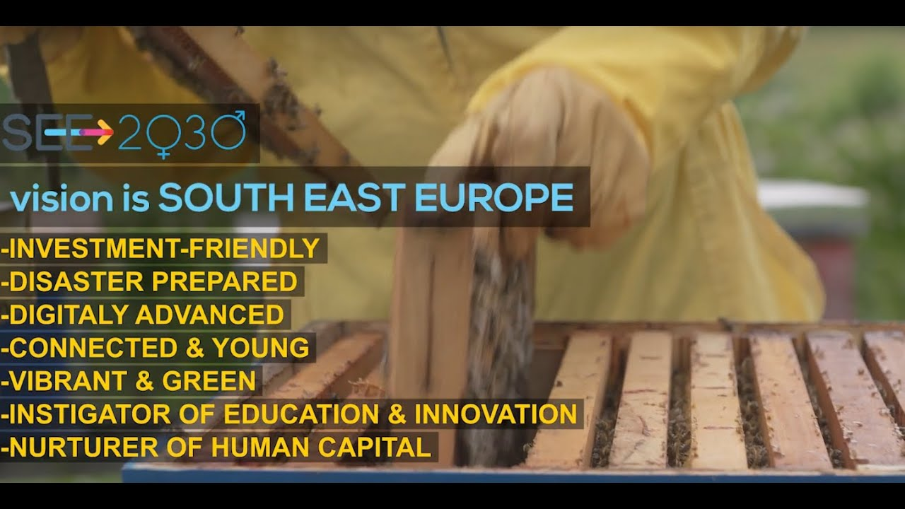 2030 vision of South East Europe