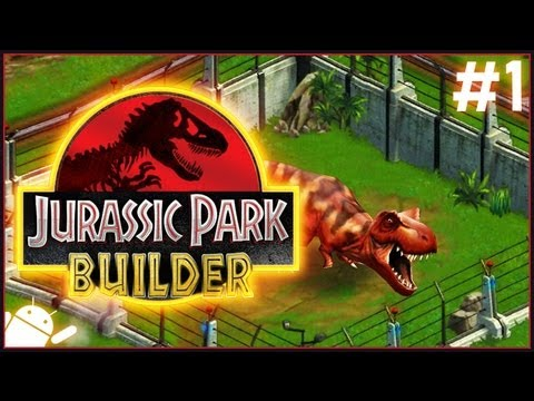 Jurassic Park Builder | #1 | Free-To-Play Dinosaurs!