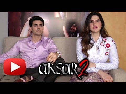 Zarine Khan and Gautam Rode Excited For Aksar 2
