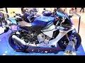 2015 Yamaha YZF-R1 - Walkaround - Debut at 2014 EICMA Milan Motorcycle Exhibition