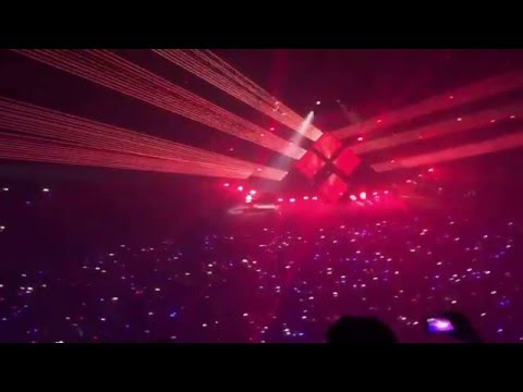 Cloud Nine Tour - KYGO - Firestone ft. Conrad Sewell (Live in San Francisco)