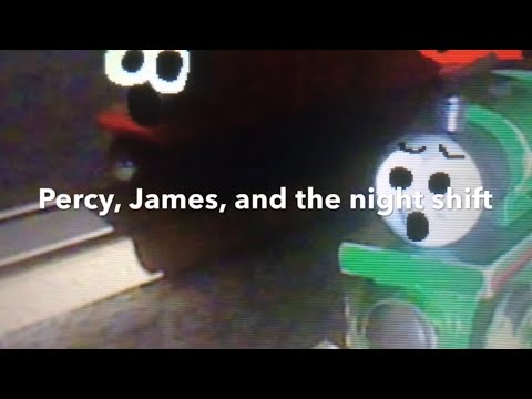 TTTEWRA Season 2 episode 5: Percy James and The Night shift