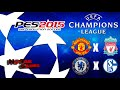 (UCL) MANCHESTER UNITED x LIVERPOOL / CHELSEA x SCHALKE 04 [ PTBR