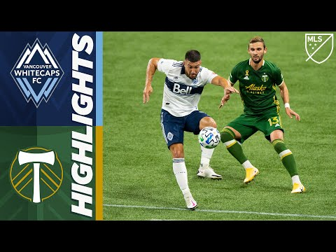 Vancouver Whitecaps FC vs Portland Timbers | September 27, 2020 | MLS Highlights