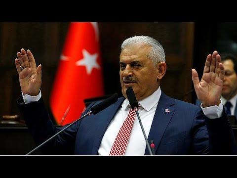 Τουρκία: Η αναθεώρηση του Συντάγματος προτεραιότητα του νέου πρωθυπουργού