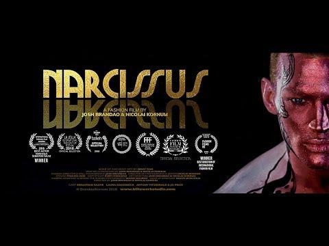 NARCISSUS (2018) fashion film by Josh Brandao & Nicolai Kornum видео