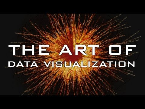 0 [documentaire] Lart de la visualisation de donnes par... PBS Arts !