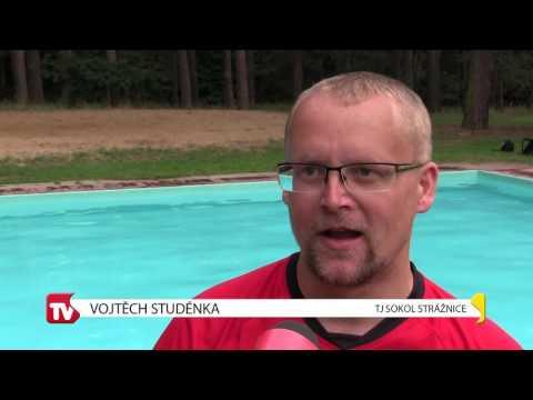TVS: Strážnice - Malí sportovci vyrazili na tábor