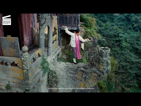 The Karate Kid (2010): Journey to the Dragon Well HD CLIP