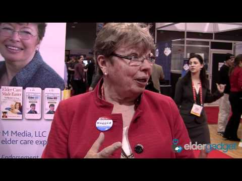 CES 2012 Video: Dr. Marion - Elder Care