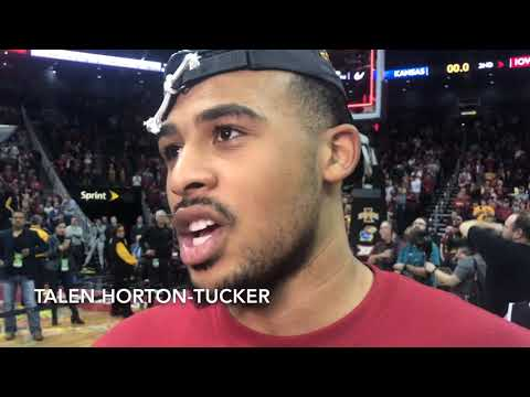 CFTV: Sights and sounds from another Big 12 Tournament title