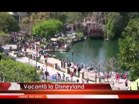 Vacanţa la Disney