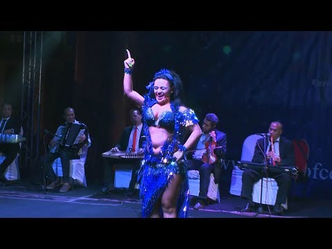 ANNA BORISOVA - Egyptian Shaabi, Raqs of Course 2018