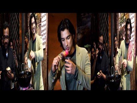 "Sushant Singh Rajput At Trailer Launch Of ""Detective Byomkesh Bakshy"""