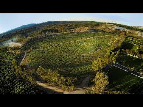 Une ferme plus grande que nature