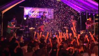 Rubblebucket performs at I AM Festival 2015