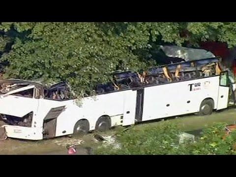 Πολωνία: Τραγικό δυστύχημα με ουκρανικό πούλμαν