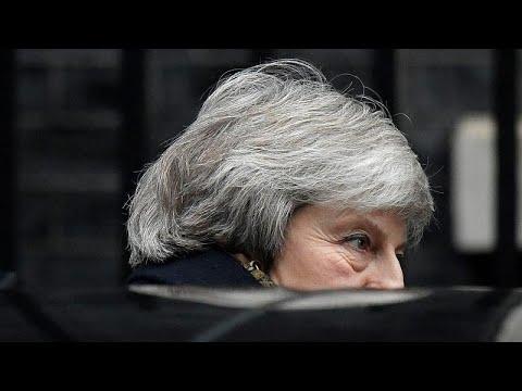 Μ. Βρετανία: Πρόταση μομφής του Κόρμπιν κατά της Μέι
