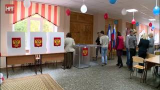 В 8 утра в Новгородской области открылись 544 избирательных участка